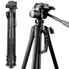Weifeng WT3520 Lightweight Sturdy Compact Tripod for DSLR Camera Camcorder Phone