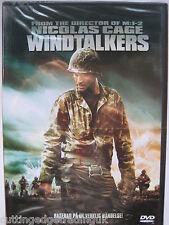 Windtalkers (DVD, 2003) NEW SEALED (Nordic Packaging) Region 2 PAL