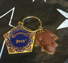 Harry Potter Warner Bros Studio Tour London Chocolate Frog Scented Keyring - New