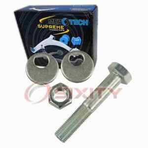 Mevotech Supreme Rear Alignment Cam Bolt Kit for 2000-2009 Subaru Outback qi