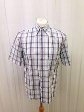 Mens Dkny Shirt - Medium - Short Sleeved - Great Condition