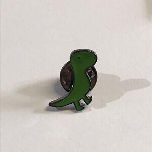 Green Cartoon Dinosaur Enamel Pin Badge  Jewellery Gift Lucky Dip Cute!