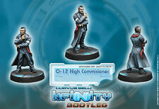 Infinity: Mercenaries O-12 High Commissioner (HVT/ Civil) CVB 280715