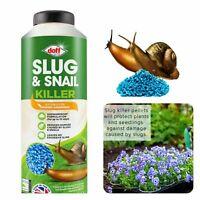 Doff Slug Snail Killer Pellets Bait Sluggo Pest Control Trap Outdoor Garden 800g