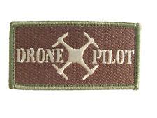 DJI Phantom Drone Pilot Quad Copter RC Jacket Multicam Camo Military Patch