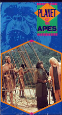 Planet of the Apes (VHS) Original 1968 Classic Scifi!