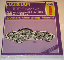 Reparaturanleitung Jaguar E-Type 3.8 / 4.2 litre, Baujahre 1961 - 1972