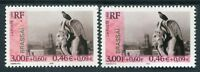 FRANCE 1999 timbre 3263, VARIETE double frappe, photographe BRASSAI, neuf**