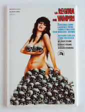 Queen of the Vampires (Spanish) FRIDGE MAGNET (2 x 3 inches) movie poster nude