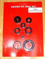 CB350 CL350 Oil Seal Kit SL350 1969 1970 1971 1972 1973 Honda Twin Engine