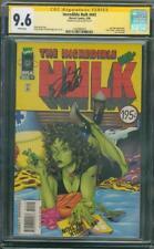 Incredible Hulk 441 CGC SS 9.6 Stan Lee She Hulk Pulp Fiction Movie Poster no 8