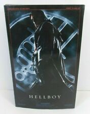 """SIDESHOW COLLECTIBLES RON PERLMAN AS HELLBOY 12"""" ACTION FIGURE"""