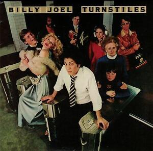 Billy Joel - Turnstiles (CD)