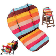 Baby Stroller/High Chair Seat Cushion Cover Rainbow Breathable Water Resistant