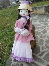 NUOVO Casarini Costume Carnevale bambina Sarah Kay mod. Debora vintage