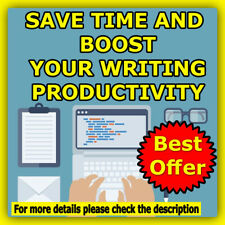 FREE writing tools & apps + Hacks to take your copywriting, blogging, & content