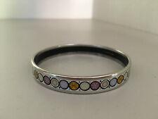 Hermès - Bracelet en émail multicolore  / Valeur 385 eur