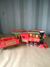 Walt Disney World Railroad Train by Scientific Toys G Gauge Scale Set of 4 parts