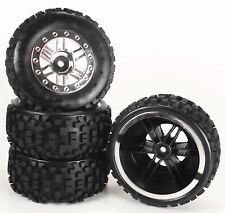 Slash short course and slash truck tires ( Big Block Chrome )