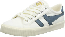 New listing Gola Women's Tennis Mark COX Trainers, Off-White O.Wht/Indian Teal Xe, 5 US