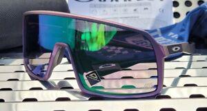 New Oakley SUTRO TLD 9406-4737 Sunglasses Purple-Green Shift w/ Prizm Jade