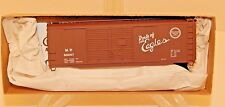 Accurail HO #3620 Missouri Pacific 40' Double Door Boxcar kit NEW #80247