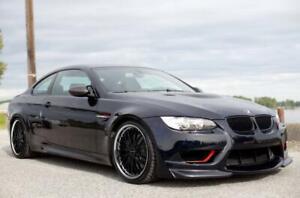 BMW Wheels Gloss Black Staggered Size Rims 20x8.5 & 20x10 INOVIT HASTE PCD 5x120