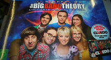 Big Bang Theory Staffel 1-8,Limitierte Special Edition+Cluedo,25 Blu Ray,NEU&OVP