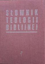 Słownik Teologii Biblijnej, Polish Dictionary of Biblical Theology
