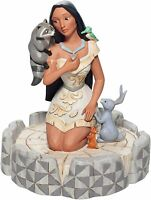Disney Showcase Collection - Brave Beauty - Woodland Pocahontas Resin Figurine