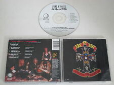 GUNS N' ROSES/APPETITE FOR DESTRUCTION(GEFFEN 9 24148-2) CD ALBUM
