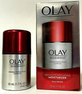 Olay Regenerist Wrinkle Complex Moisturizer Plus Primer 1.7 fl oz