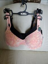 Women's 40D 2-Bra Set By XOXO Intimates MSRP:$40