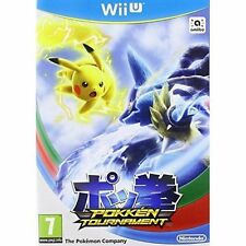 Pokken Tournament Nintendo Wii U UK PAL