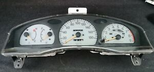 Toyota Glanza V EP91 OEM GENUINE SPEEDOMETER CLOCKS CLUSTER DIALS JDM MANUAL KPH