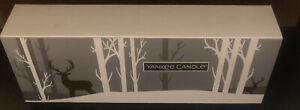Yankee Candle Set of 4 Scented Sampler Votive Candles Christmas Scents New Other