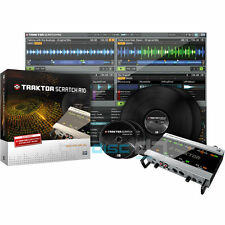 Native Instruments Digital Vinyl Systems (DVS)