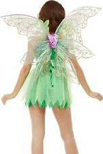 Pretty Pixie Fairy Wings Adults Childrens Deluxe Tinkerbell Fairy Fancy Dress 86