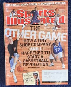 6.13.2005 And1 STREETBALL Sports Illustrated PROFESSOR - ESCALADE - MAIN EVENT