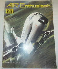 Air Enthusiast Magazine Mirage F & Heinkel HE 280 April 1972 122614R
