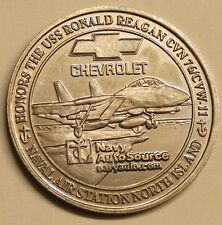 USS Ronald Reagan (CVN-76) Naval Air Station N Island Chevrolet Navy Medal