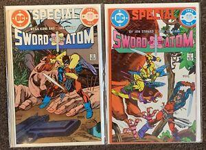 Sword Of The Atom Special #1,2 DC Comics