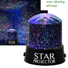 STAR PROJECTOR MASTER LIGHT LED PROJECTOR LAMP SKY KIDS BEDROOM