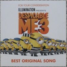 DESPICABLE ME 3 BEST ORIGINAL SONG CD FYC THERE'S SOMETHING SPECIAL PHARRELL