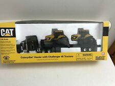 Caterpillar Hauler with Challenger 45 Tractors 1/64 scale replica #55055