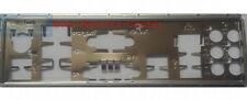 ASUS I/O IO SHIELD BLENDE BRACKET  P8H77-V   NEU/NEW