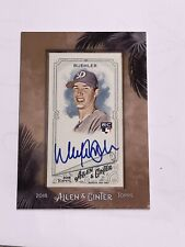 Walker Buehler Rookie RC Auto Allen & Ginter