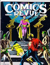 """Comics Revue Vol 1 No 29-1988-Strip Reprints- """"Flash Gordon Origin Cover!  """""""