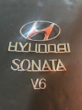 HYUNDAI Genuine 86314-39020 Emblem