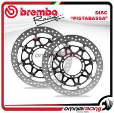 2 Dischi Freno anteriore Brembo Pistabassa da 320mm Suzuki GSXR 600 / 750 2008>